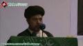 [یوم مصطفیٰ ص] Speech H.I. Baqar Zaidi - Dawood Engineering University Karachi - 28 March 2013 - Urdu