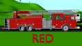 Firetruck Colors - Learning for Kids - English