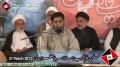 [Majlis-e-Soyam Shaheed Ustad Sibte Jaffar Zaidi] Salam - Br. Kashif Raza - Urdu