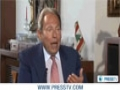 [14 April 2013] Exclusive interview with Emile Lahoud former Lebanese President - English