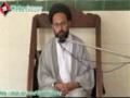 chehelum walida e Shaheede Namoose Risalat - Sadiq Raza Taqvi - Urdu
