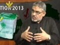Hamari Nigah - Election 2013 - Important Interview with H.I. Ali Murtaza Zaidi - Urdu