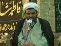 زلال سخن: حجت الاسلام والمسلمین معمار منتظرین -Farsi