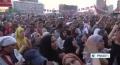 [18 May 13] Egyptian protesters rally against President Morsi - English