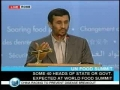 International Food Crisis Italy - Ahmadinejad - English