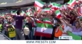 [19 June 13] Iran-s national football team returns home - English