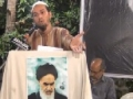 Grand Seminar Yaad-e-Khomeyni (r) - 2013 - Hyderabad - Moulana Agha Munawar Ali - Urdu