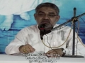[2/3] معرفت امام زمان عج Shabaan 11 1433 - H.I. Ali Murtaza Zaidi - Urdu
