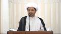 [10 May 2013] حديث الجمعة لسماحة الشيخ علي سلمان - Arabic