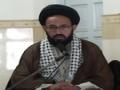 [25 June 2013] دعا اور خدا کی جانب توجہ - H.I Sadiq Taqvi - Urdu