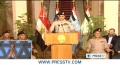 [04 July 13] Army coup topples Egypt President Morsi - English