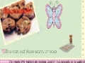 Batool Butterfly is baking cookies this Ramadhan! English