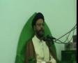 [05][Ramadhan 1434] H.I. Zaki Baqeri - Quran and clash of civilizations - 14 July 2013 - Urdu