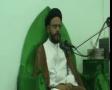 [08][Ramadhan 1434] H.I. Zaki Baqeri - Quran and clash of civilizations - 17 July 2013 - Urdu