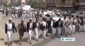 [19 July 13] Houthis rally in Yemen to demand justice - English
