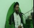 [10][Ramadhan 1434] H.I. Zaki Baqeri - Quran and clash of civilizations - 19 July 2013 - Urdu