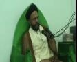 [12][Ramadhan 1434] H.I. Zaki Baqeri - Quran and clash of civilizations - 21 July 2013 - Urdu
