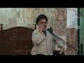 Attack on Shrine of Bibi Zainab (S.A) - H.I. Hasan Zafar Naqvi - Urdu
