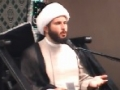 [11][Ramadhan 1434][Dallas] Obstacle in changing Shia Islam - Sh. Hamza Sodagar - English