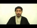 stop Parachanar Conflict between shias by molana syed jan ali kazmi part 1 urdu