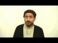 stop Parachanar Conflict between shias by molana syed jan ali kazmi part 2 urdu