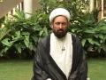 [2/2] ولادت امام حسن ع - H.I. Mirza Hussain Sabri - Ramazan 1434 - Urdu
