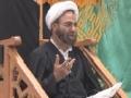 [04] Shahadat Imam Ali (a.s) - Will of Imam Ali (a.s) - H.I. Hurr Shabbiri - 30July13 - English