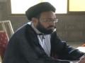 منشور انتظار - H.I Sadiq Raza Taqvi - 10 Ramazan 1434 - Urdu