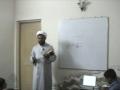 [07] Tafseer-o-Tajveed-e-Quran - H.I Abuzar Mehdavi - Ramadhan 1432 - Lahore - Urdu