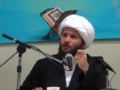 Ramadhan1434 (04 SABA) Principles regarding unity | Sh Hamza Sodagar | 28July13 - English