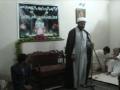 قرآت قرآن قاری ایرانی H.I Abuzar Mehdavi - Ramadhan 1432 - Lahore - Urdu