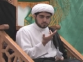 [27][Ramadhan 1434] Concept of Shifaat (II) - Sh. Mahdi Rastani - English