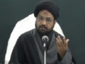 [03][Ramadhan 1434] Shara-e-Khutba-e-Shaqshaqiya - 21st Mahe Ramadhan - Moulana Taqi Agha -  Urdu