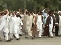 Protest Against Suicide attack on Masjid Ali - Islamabad - 9 August 2013 - Urdu