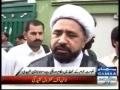 [Media Watch] Samaa News - Interview H.I Amin Shaheedi - On sucide attack on Masjid Ali - Barakaho - Islamabad - Urdu