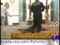 [Media Watch] GEO News - Interview H.I Hasnain Gardezi - On sucide attack on Masjid Ali - Barakaho - Islamabad - Urdu