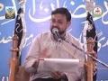 18 Ramazan 1434 - Marsia Majlis - Ya Ali (as) Madad - Brother Qamer Hasnain - Urdu