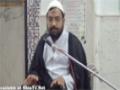 [Etikaaf Day 03][Ramadhan 1434] Asr-e-Hazir - Moulana Taqi Agha -  Urdu