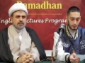 [Ramadhan 1434] Question & Answer with Shaykh Bahmanpour - Part 2 - English