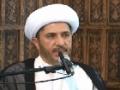 [26 July 2013] حديث الجمعة لسماحة الشيخ علي سلمان - Arabic