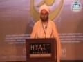 [MC 2013] Welcome Speech H.I Hurr Shabbiri - Englsih