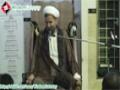 Speech at Etekaf - H.I Ejaz Bahishti - 03 August 2013 - Urdu