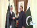 [27 August 2013] Afghan president Hamid Karzai in Pakistan for peace talks - English
