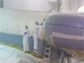 How Its Made - Aircraft Painting - English