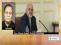 [04 Sept 2013] Iranian FM warns against military intervention in Syria - English