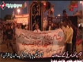 [احتجاجی مظاہرہ] Agha Murtaza Poya - Expected attack on Syria - شام پر ممکنہ حملہ - Urdu