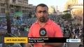 [08 Sept 2013] Karachi Muslims march in solidarity with Syrians, Egyptians - English