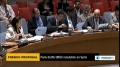[11 Sept 2013] Paris drafts UNSC resolution on Syria - English