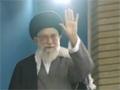 [1/2] Ayat. Khamenei: I Rapporti tra Iran e Usa - Prima parte - March 2013 - Frasi sub Italian