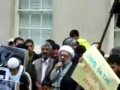 Protest in LONDON on Latest Killings in Parachinar - 12 July 2008 - Part 2 - Urdu English